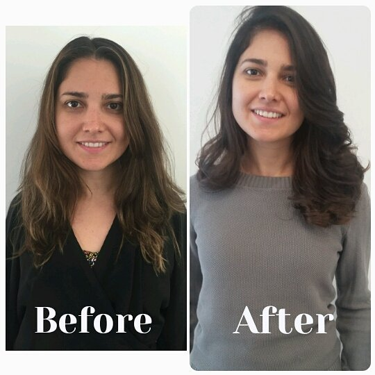 Before after hair colour photos carol brailey image consulting 1211876710485378985038592600878251666466751n pmusecretfo Image collections